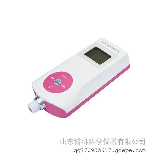 经皮黄疸测试仪婴幼儿专用 南京道芬DHD-D