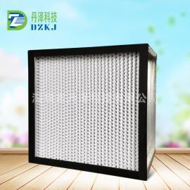 东莞高效空气过滤器生产厂家 高效过滤器供应商