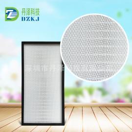 深圳无隔板高效空气过滤器 深圳高效过滤器公司
