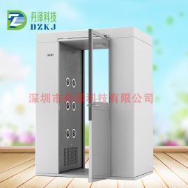 洁净室专用风淋室厂家,无尘室不锈钢风淋室供应商