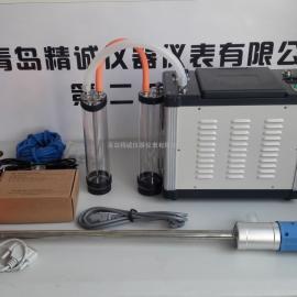 烟尘采样器 氮氧化物二氧化硫分析仪 定位点解法测定烟气分析仪