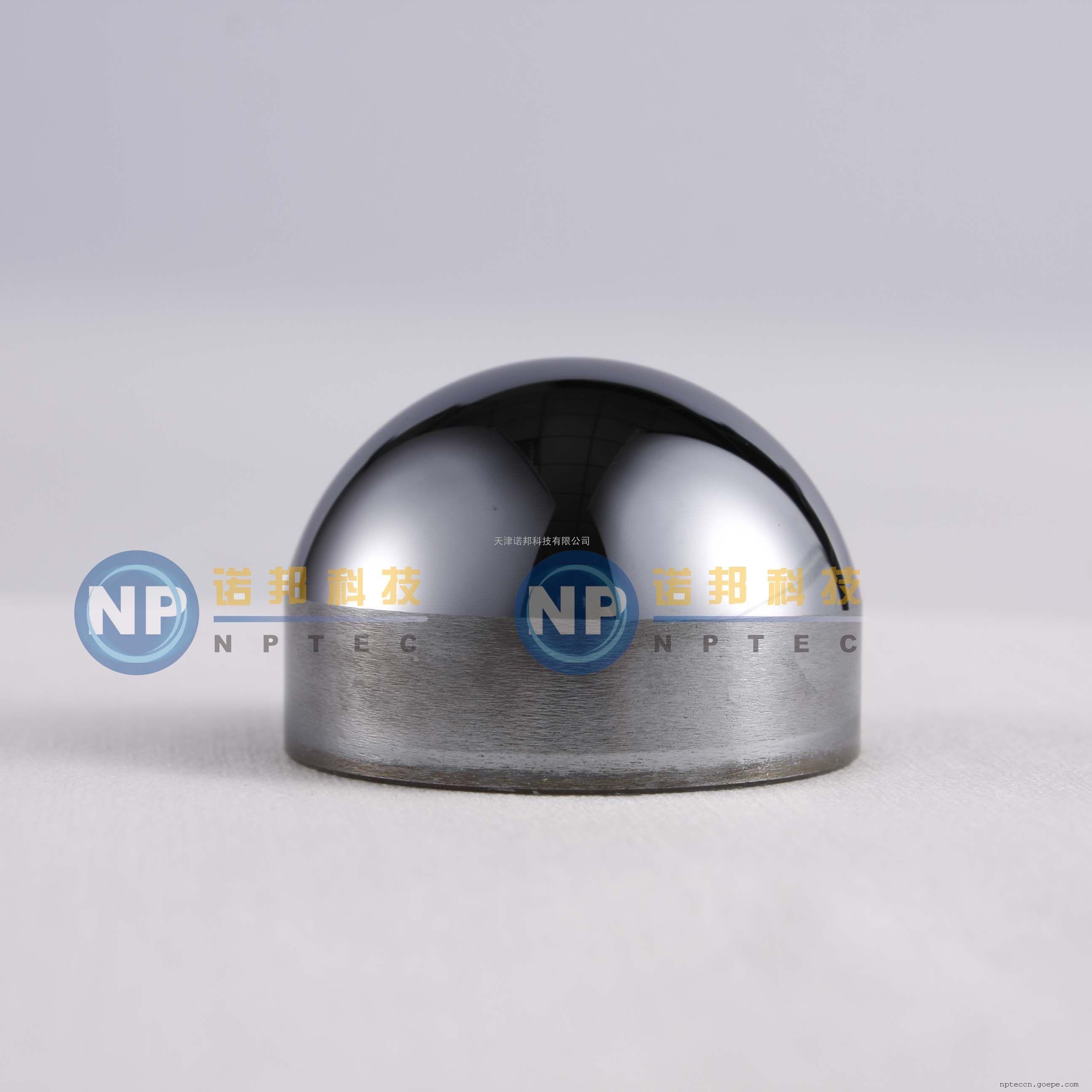 高阻硅透镜