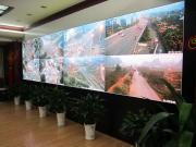 大堂LED屏幕设计方案全彩P3显示屏安装费用一平方