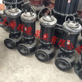 WQ型排污泵 潜水污水泵