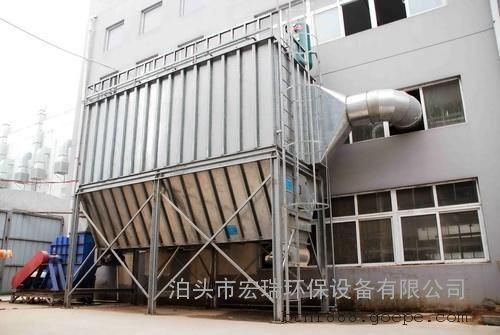 CTT型前置冲击湍球脱硫除尘器体净化器