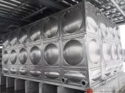 供应不锈钢成品水箱