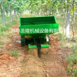 多功能果园自动管理机 新款园林开沟机