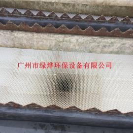 自来水厂蜂窝斜管填料