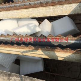 水处理斜管直管填料