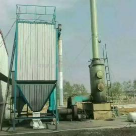 4吨锅炉除尘脱硫