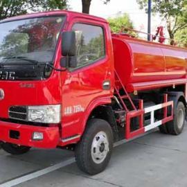 江西粮库消防专用2吨3吨5吨消防洒水车销售