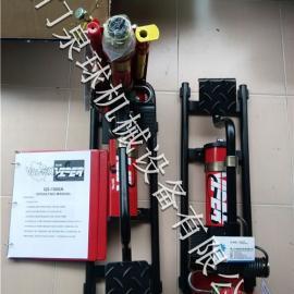 VAL-TEX脚踏式阀门注脂枪QS-1800A