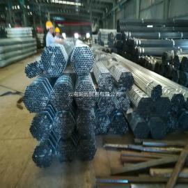 昆明镀锌大棚管厂家直销 昆明大棚管定做价格