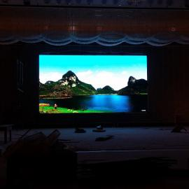 LED屏幕P3和P2.5报告厅装P几合适