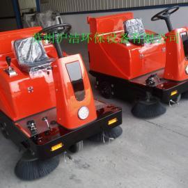 苏州乐普洁驾驶式扫地机 水泥灰专用驾驶式清扫车L-1450
