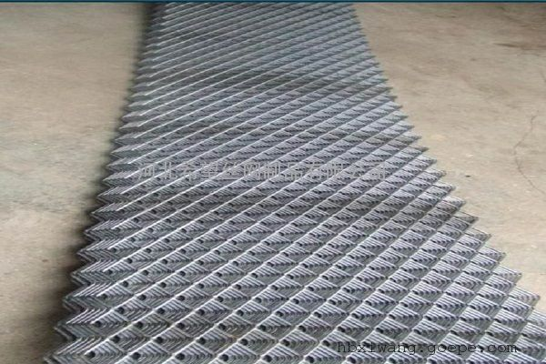 希望金属实体厂家专营销售盾构走道板 走道板网片/加工定做