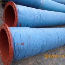 夹布胶管大口径胶管@山东大口径吸排胶管厂家