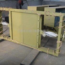 LZMS800x800双向手动螺旋闸门,手动闸板阀,手动插板阀