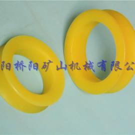 煤矿配件-聚氨酯猴车轮衬 货运索道用轮衬