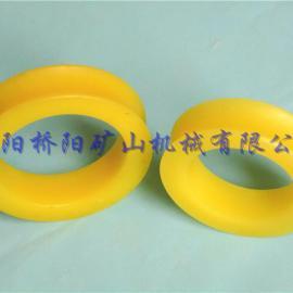 矿用聚氨酯猴车轮衬、钢缆机猴车轮衬