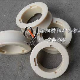 矿用缆车托绳轮衬 高强度耐磨尼龙猴车轮衬