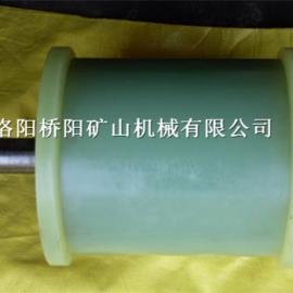 厂家生产矿用输送机耐磨聚氨酯地辊
