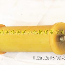 高性能耐磨橡胶地辊 矿用聚氨酯地辊