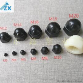 M3M4M5M6M8M10M12M14M16M18M20黑色尼���w形螺母 �牙英制牙 ���