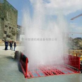 贵阳遵义工地洗车槽 ZJ-8车辆冲洗设备