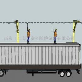 浙江地区水平生命线系统安装