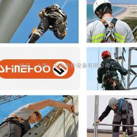高层商务楼屋面水平生命线工程应用方案