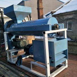 水稻脱芒机 BY-280小型稻种脱芒机 专业生产