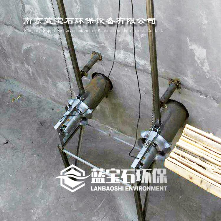 潜水污泥回流泵 污泥穿墙混流泵参数表