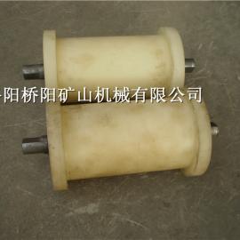 防水防尘性强地辊 防脱槽浇铸尼龙地辊