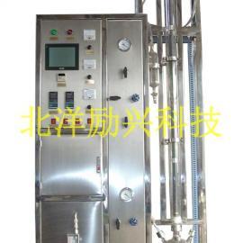 山东实验精馏塔装置/加压精馏塔天津北洋励兴厂家直销