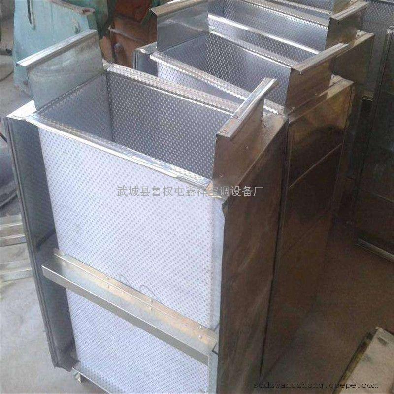 山东管式消声器专业生产厂家