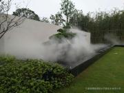 金华喷雾景观设备-景观造雾设备系统-金华景区园林工程报价