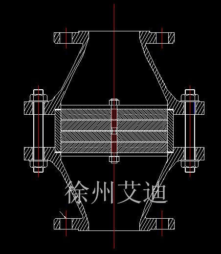 GZDI防爆燃型阻火器