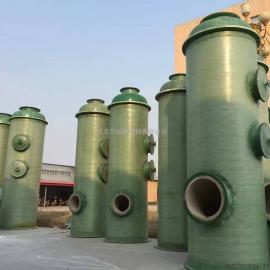 专业生产玻璃钢锅炉除尘器 玻璃钢烟气除尘脱硫塔