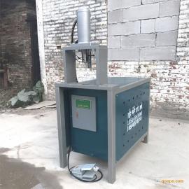 广东佛山护栏机械设备厂管材冲孔机方管冲孔加工机