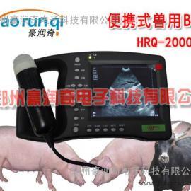 动物B超培训维修销售一体厂家郑州豪润奇