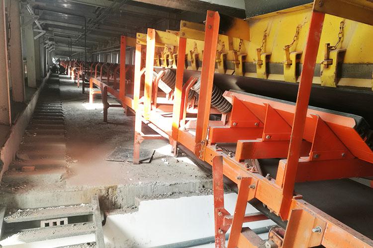 煤矿皮带机 嵩阳煤机 皮带机生产厂家