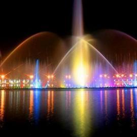 湖南湖面喷泉设计湖南湖面喷泉安装湖南湖面喷泉公司
