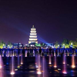 湖南音乐喷泉设计湖南音乐喷泉设计施工公司