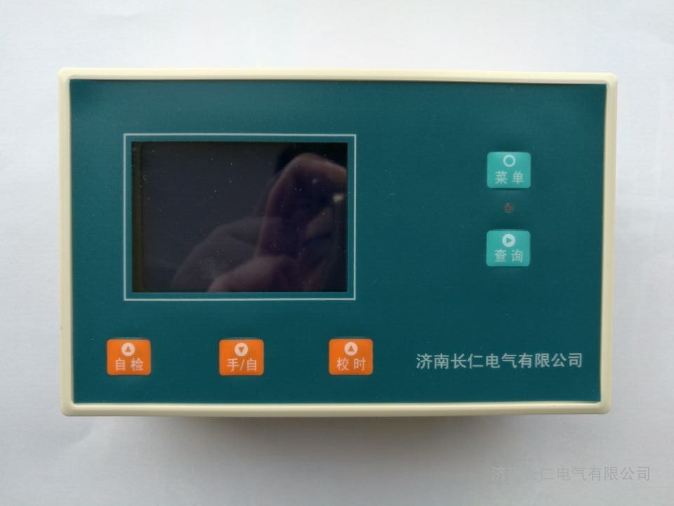 长仁液晶显示屏智能照明控制器操作简单性价比高