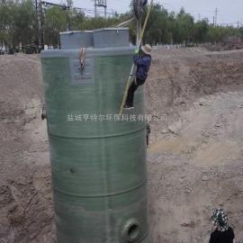 一体化预制泵站厂家自定义产品