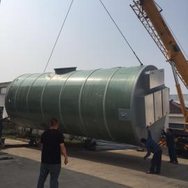 海口绍兴污水提升预制泵站电气设备