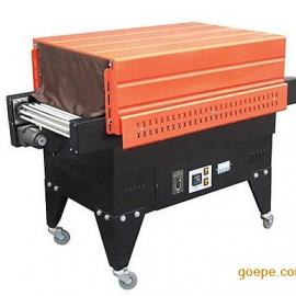 济南喷气式包装纸盒收缩机 章丘包装礼盒POF膜收缩机价格低