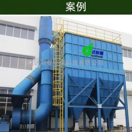 中央单机木工业收尘器布袋除尘器河南脉冲防爆环保设备DSM-112