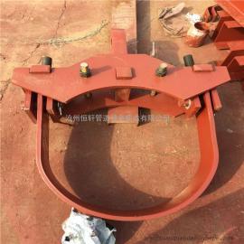 XD2轴向限位管卡(限位装置)轴向限位管卡生产厂家